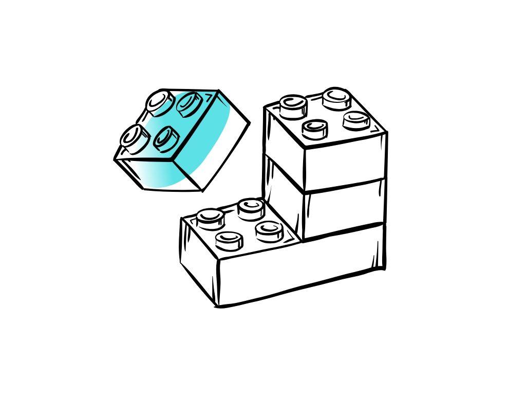 Gutenberg: Block für Block