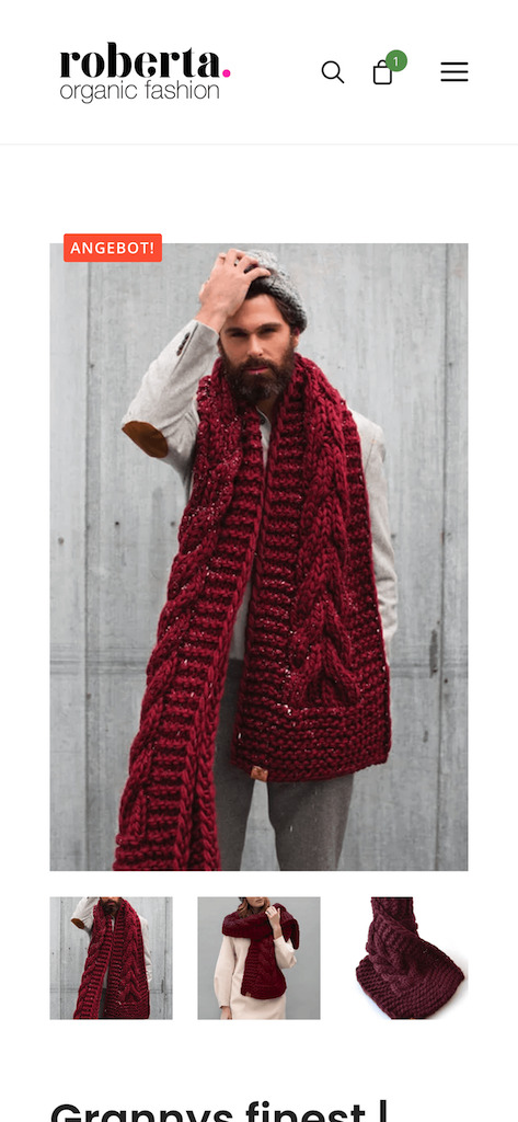 Roberta Organic Fashion – Onlineshop 11