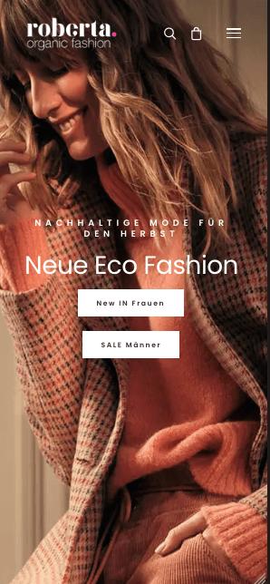Roberta Organic Fashion – Onlineshop 3