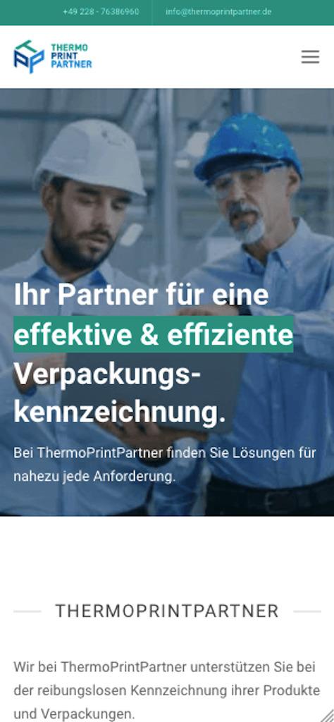 Thermo Print Partner – Katalog 3