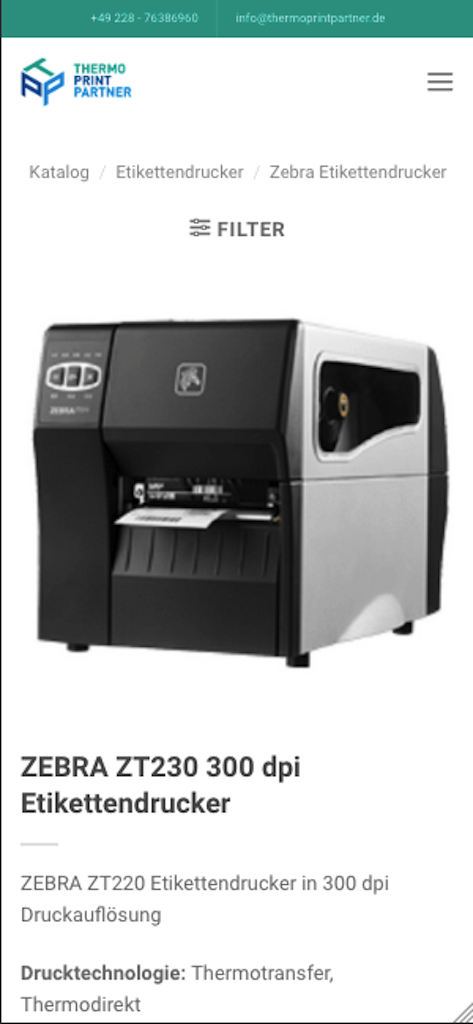 Thermo Print Partner – Katalog 9